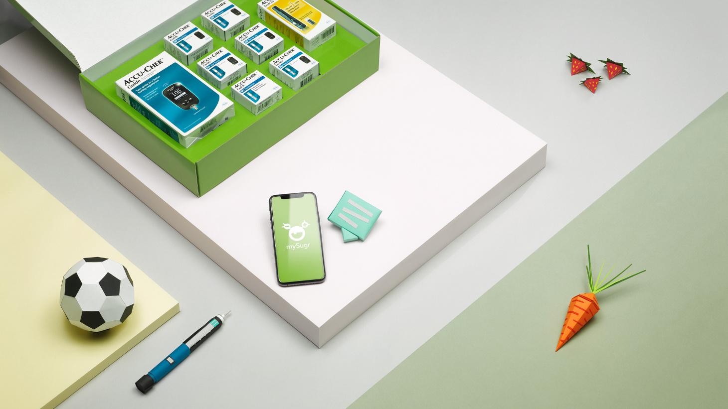 mySugr bunde and the mySugr diabetes app