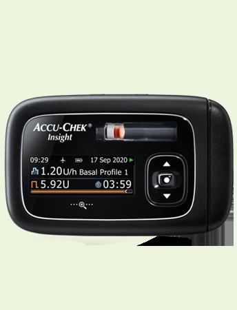 Accu-Chek® Insight Pump